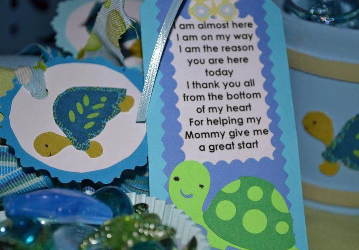 boy turtle baby shower baby shower pinterest