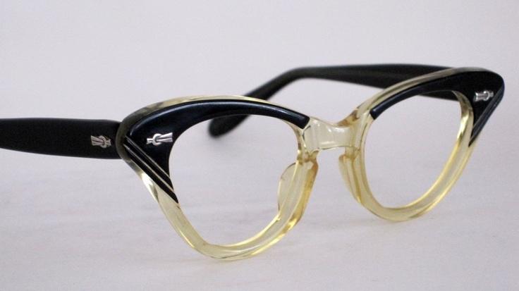 Vintage EyeGlasses Cat Eye, $65.00