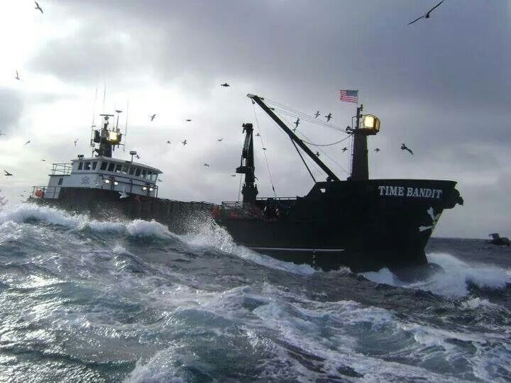 Time bandit  Deadliest catchDeadliest Catch Time Bandit