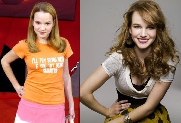 Kay Panabaker as Debbie Berwick | 22 Disney Channel Stars: Then And