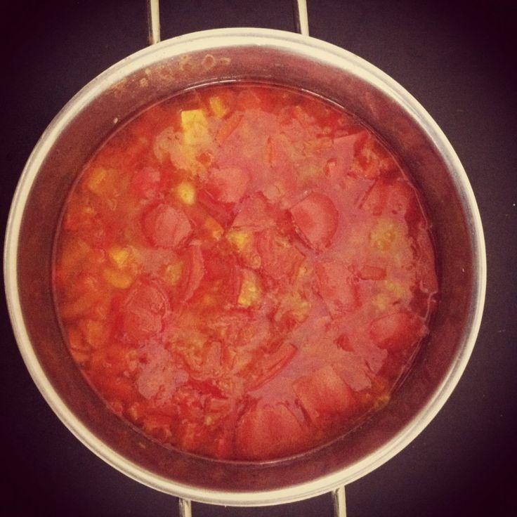 Mollie Katzen's Gypsy Soup From Moosewood