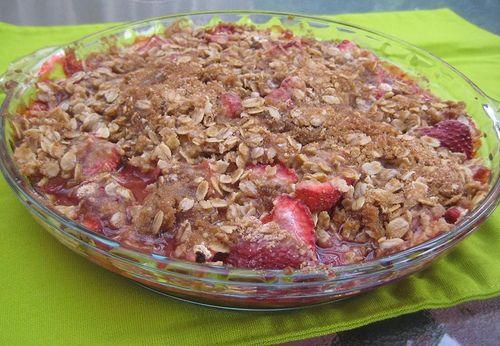 gluten free strawberry rhubarb pie | Gluten Free Desserts | Pinterest