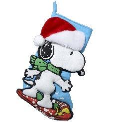 Snoopy kids christmas stocking holiday christmas time