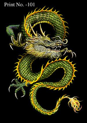 Wicked Chinese Dragon