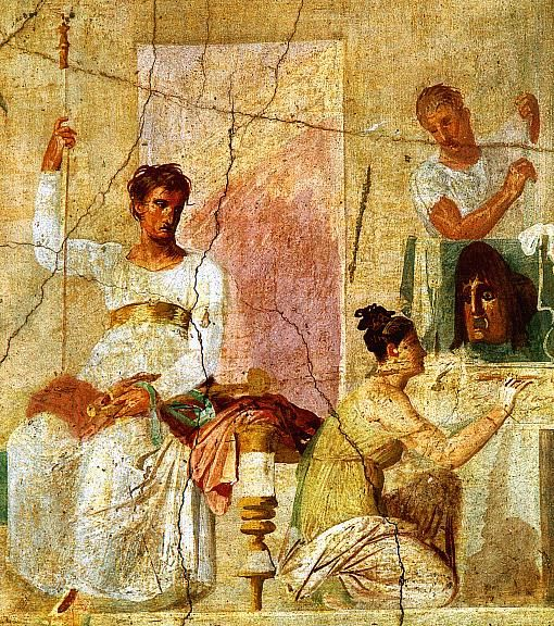Pompeii wall art herculaneum pinterest - Wall arts images ...