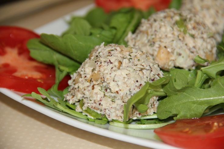 Raw Vegan Tuna Salad | Foods!! | Pinterest
