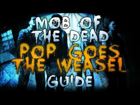 black ops 2 uprising dlc how to complete pop goes the weasel