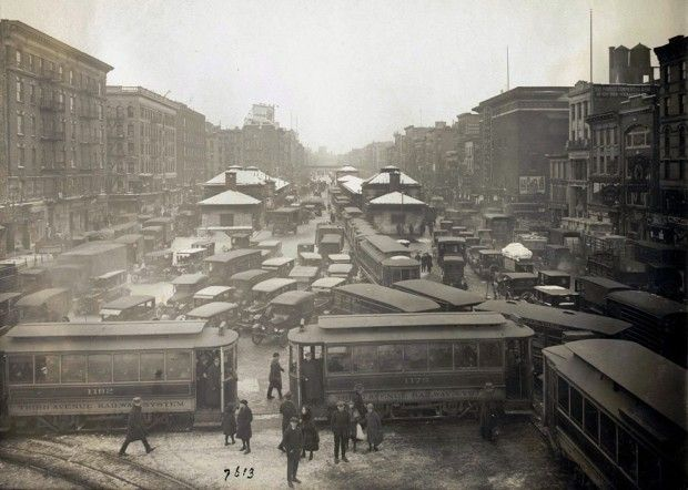 20th century ludlow street was the most densely populated street