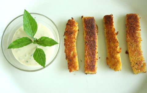 ... herbed polenta fries foodnouveau com herbed polenta fries recipes