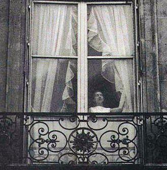 Maria Callas, la solitude à sa fenêtre