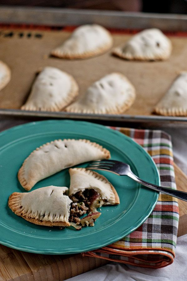 Irish Beef Pasty (Hand Pies) | Heatherlikesfood.com