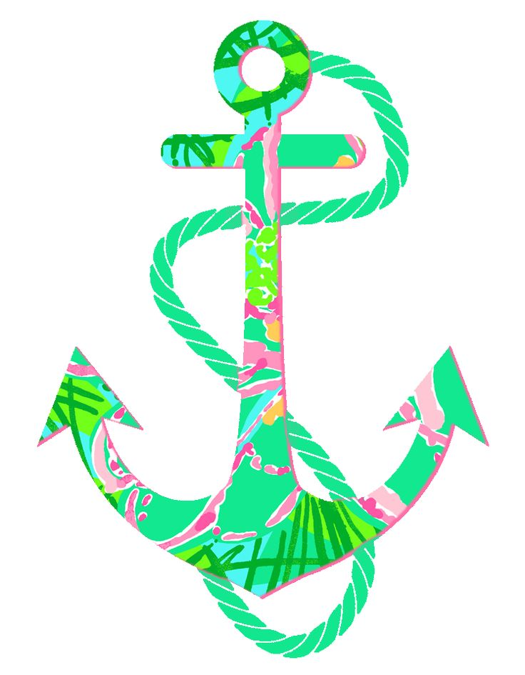 lilly anchor! | Anchors