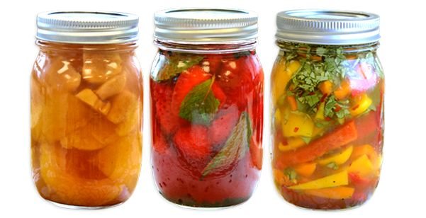 Joe Wolf's Quick Pickle Recipes — Dishmaps
