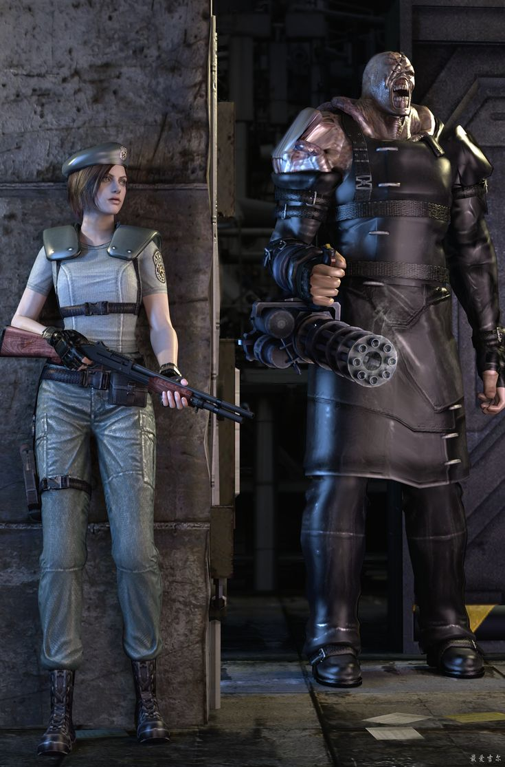 Resident Evil NEMESIS Costume PROJECT  Nemesis  Prop