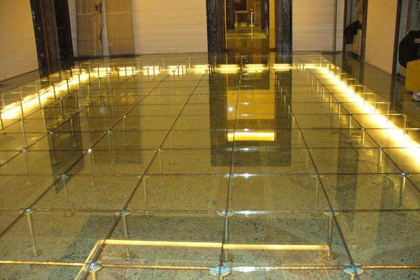 Suelo t cnico de vidrio nesite suelos de vidrio - Suelos de vidrio ...