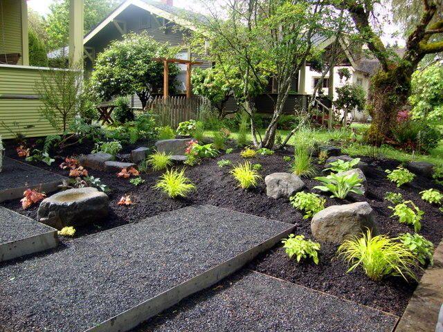Fusion Landscape Design Portland OR Garden Pinterest