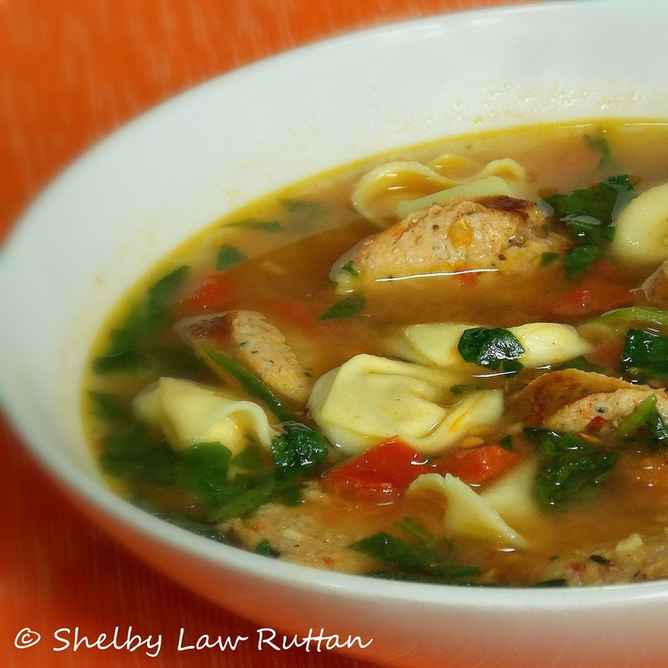 soup sausage potato and kale soup italian sausage tortellini soup ...