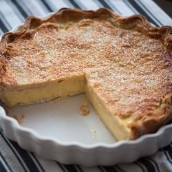 Double-Crusted Buttermilk Pie | Sweets | Pinterest