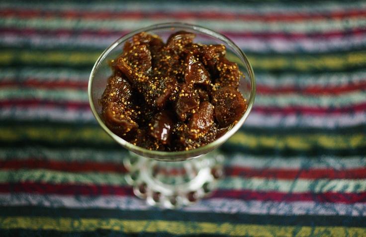 Cardamom Fig Compote | Recipes - Jams, Jellies, Pickles & Preserves ...