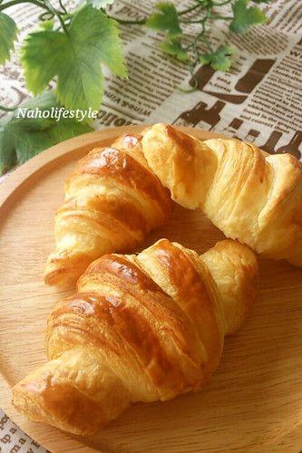 Flaky~♥ Croissants *。°