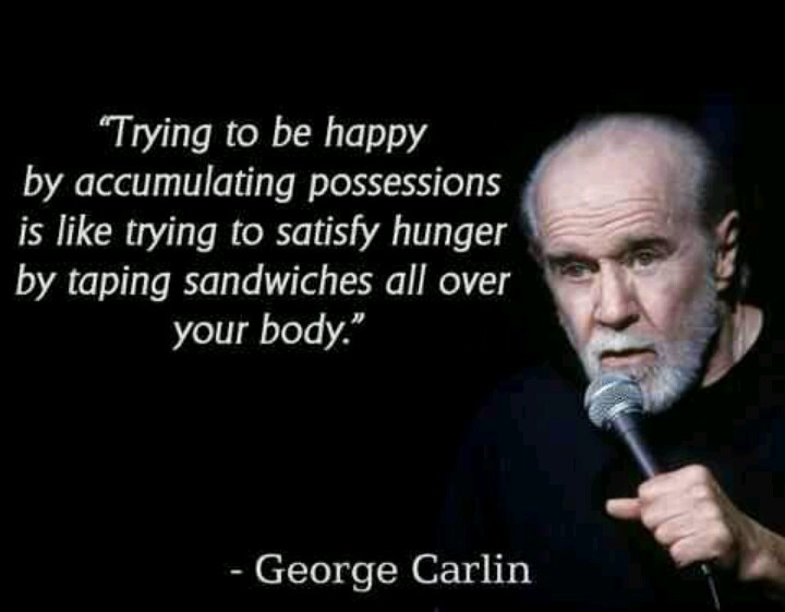 George Carlin quote | Quotes | Pinterest