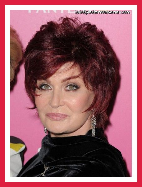 Sharon Osbourne Hairstyles picture and slideshow