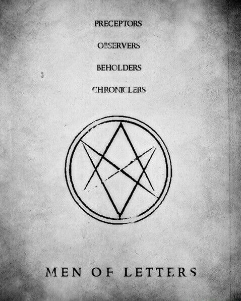 Supernatural men of letters | Supernatural. :) | Pinterest