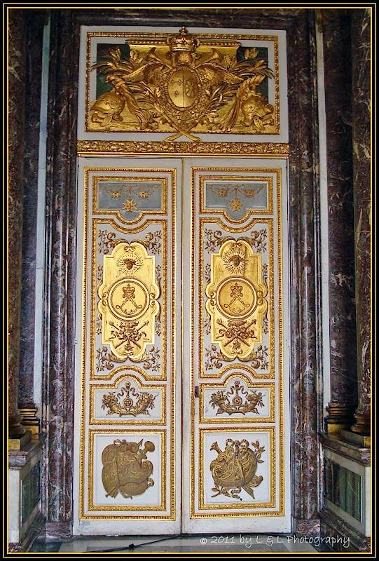 Paris - Door - Palais de Versailles | Design, Decor & Architecture ...