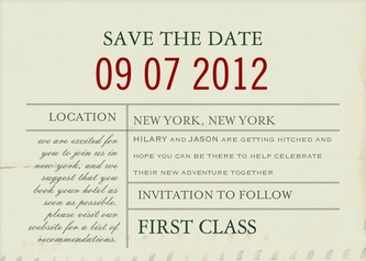 ... free printable save the date card and a free printable monogram card