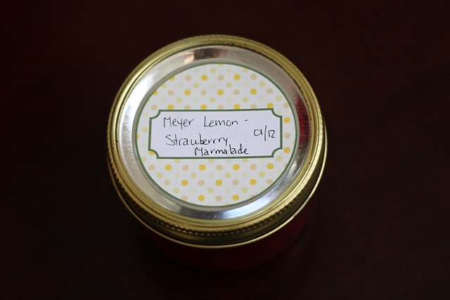 Meyer Lemon and Strawberry Marmalade   Canning & Preserving   Pintere ...
