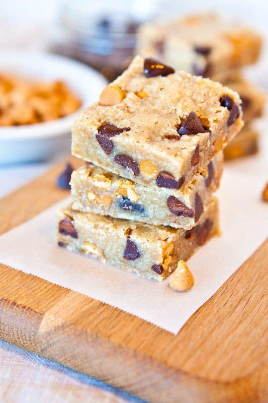 samoa inspired cookie-bars. | Grain Free | Pinterest