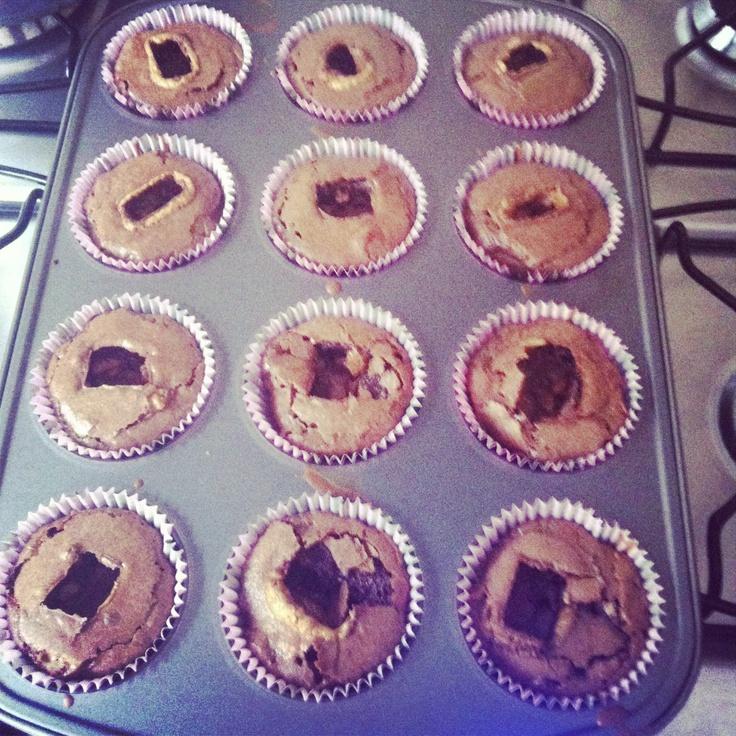 Snickers brownie bites | Desserts | Pinterest