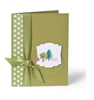 Note Card Ideas Stampin Up