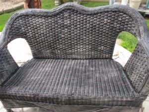 Painting Wicker | diy and crafts | Pinterest