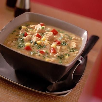 White Turkey Chili by Cooking Light. This white turkey chili is a ...