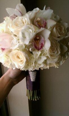Bridal Bouquet We Did Flowers For Special Occasions Omaha NE Pint