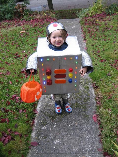 Too cute for Halloween!