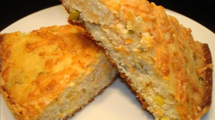 Baby's Jalapeño Cheese Cornbread | Nom Nom Nom...Get in My Belly | Pi ...