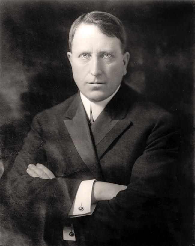 William Randolph Hearst was an American newspaper publisher who built    William Randolph Hearst And Joseph Pulitzer
