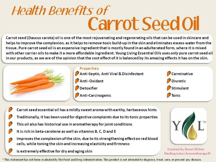 how to make your own carrot seed essential oil