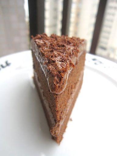 pepsakoy: French Silk Chocolate Cake | do not enter | Pinterest