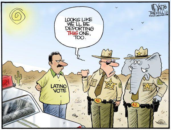 arizona immigration law essays