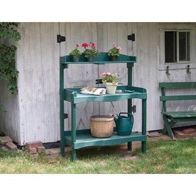 Garden Work Bench How Does Your Garden Grow Pinterest