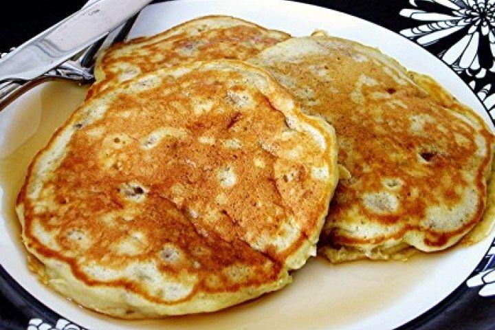 Pumpkin-Walnut Flapjacks Recipe | Layani yummy food and dessert. | Pi ...