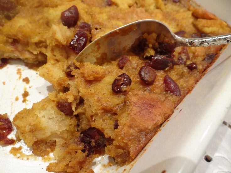 Pumpkin Bread Pudding Recipes — Dishmaps