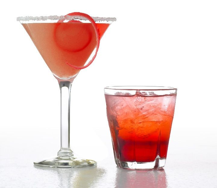 Holiday Cocktails Recipe Berry Merry Xmas Holiday