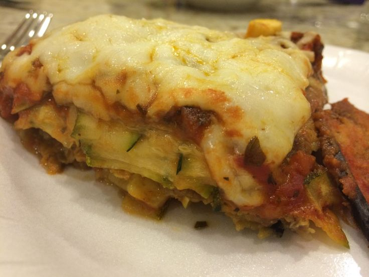 No noodle zucchini lasagna | Eats and Drinks | Pinterest