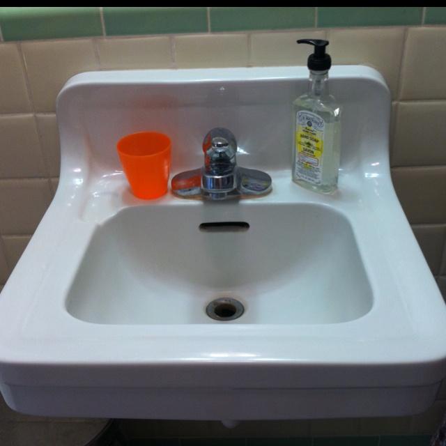Plastic Bathroom Sink : bathroom sinks