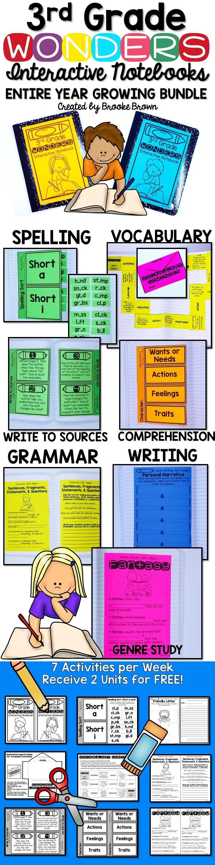 Book report worksheet 3rd grade
