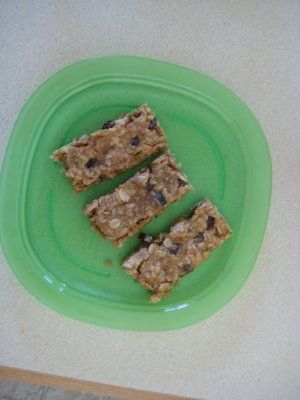 playgroup granola bars | Recipes | Pinterest
